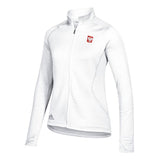 Premium Sport Womens Textured Full Zip Shirt - I AM POLONIA Polish heritage