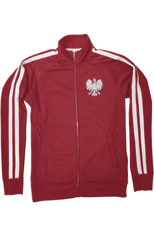 White Eagle Track Jacket
