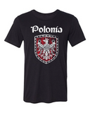 Piast Dynasty Eagle T-shirt - I AM POLONIA Polish heritage