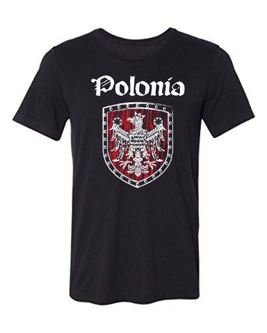 Piast Dynasty Eagle T-shirt - I AM POLONIA