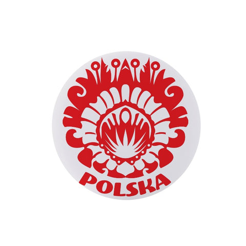 Polish Collapsible Cell Phone Grips - I AM POLONIA