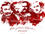 Fathers of Polish Independence tshirt - I AM POLONIA Polish heritage