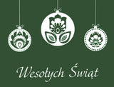 Polish Christmas Cards