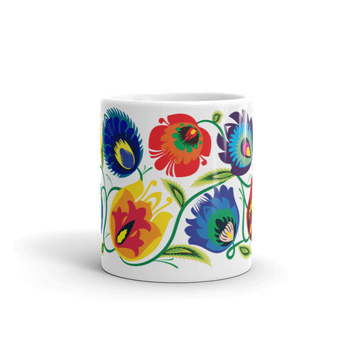 Lowicz Colorful Mug