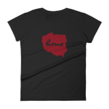 Poland is my home tshirt - I AM POLONIA