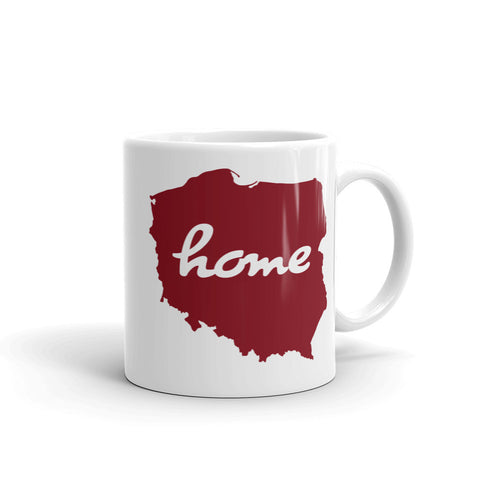 Home Poland Mug - I AM POLONIA Polish heritage