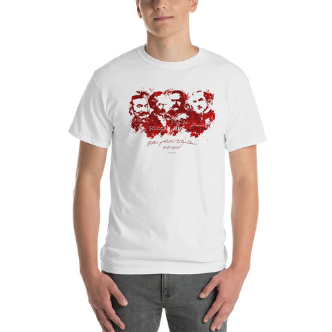 Fathers of Polish Independence tshirt - I AM POLONIA