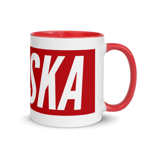 Polska Mug with Color Inside