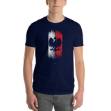 Polish eagle on a flag tshirt - I AM POLONIA Polish heritage