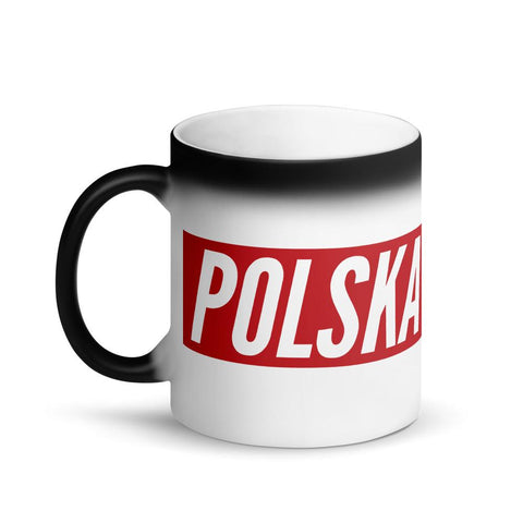 Polska Magic Mug - I AM POLONIA Polish heritage