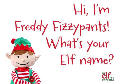 what is your elf name