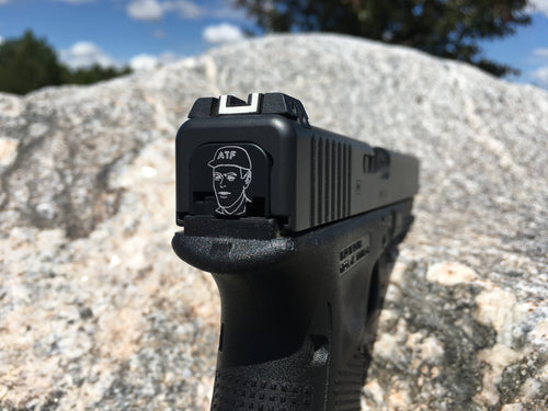 Glock Back Plate: Meme Edition
