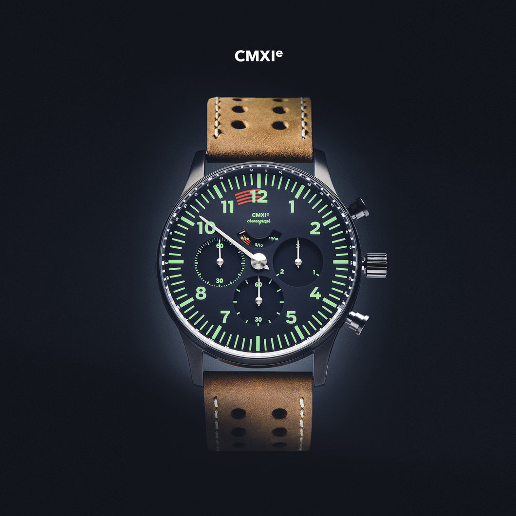 CMXIe watch - limited edition 50 pieces