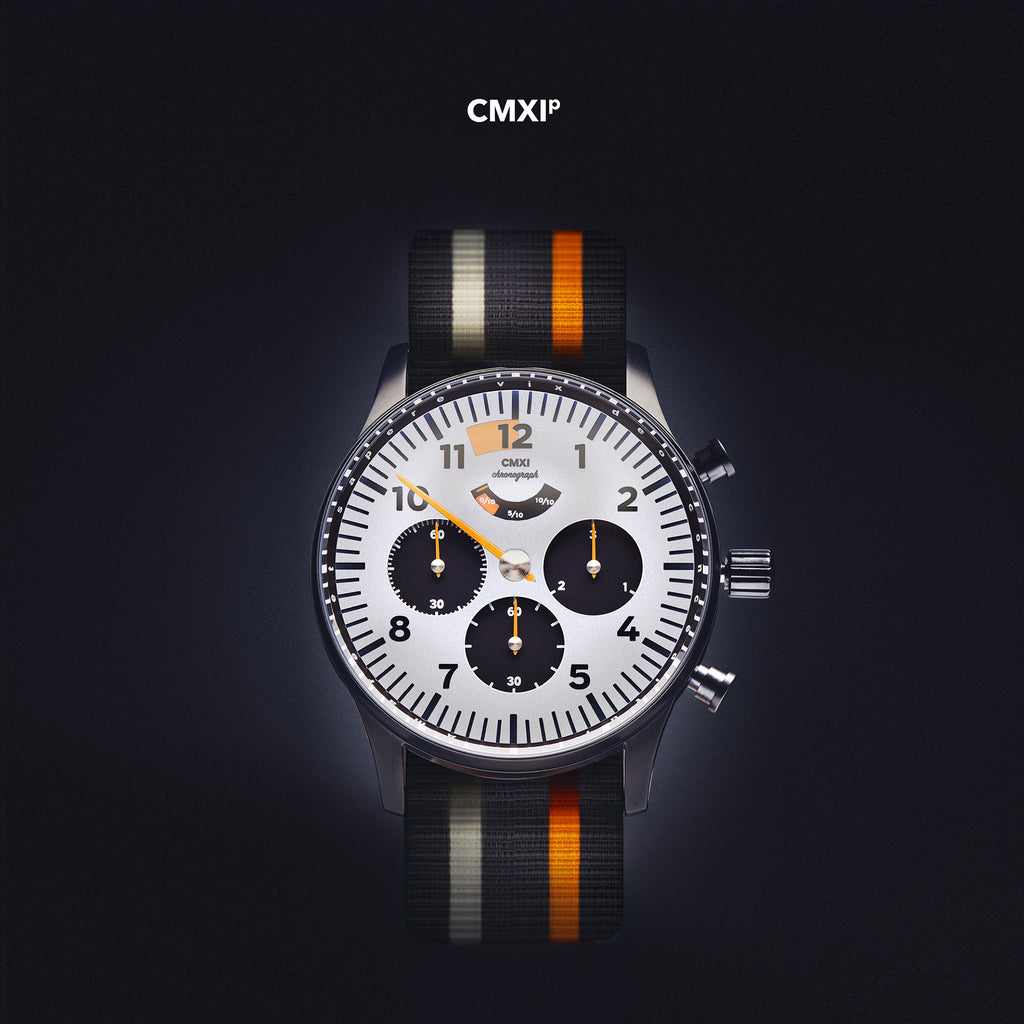 CMXIp watch - limited edition 25 pieces