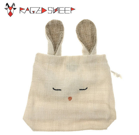 Cute Bunny Ears Rabbit Purse
