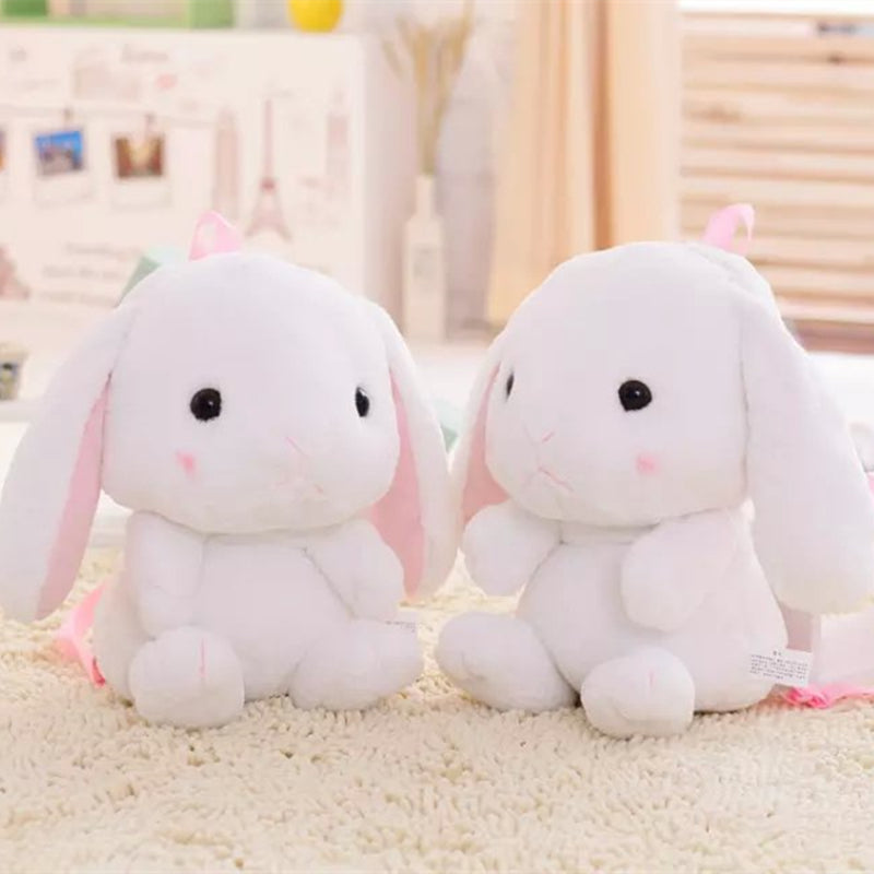 Cute LOLITA Big Ear Bunny Backpack