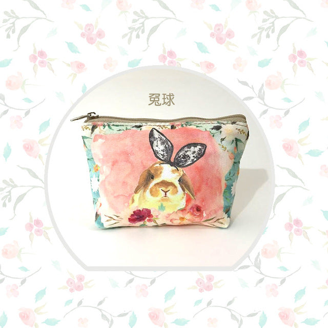 Bunny Rabbit Purse