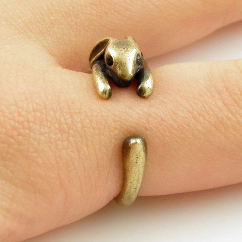 Adorable Bunny Ring