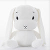 Image of Cute Bunny Plush Stuffed Doll – Three Variants