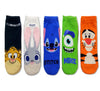 Image of Zootopia Themed Socks - 10 Pair Set