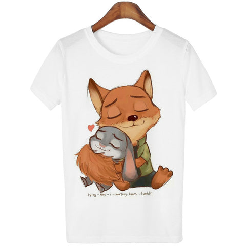 Zootopia Themed Shirts – Ten Designs