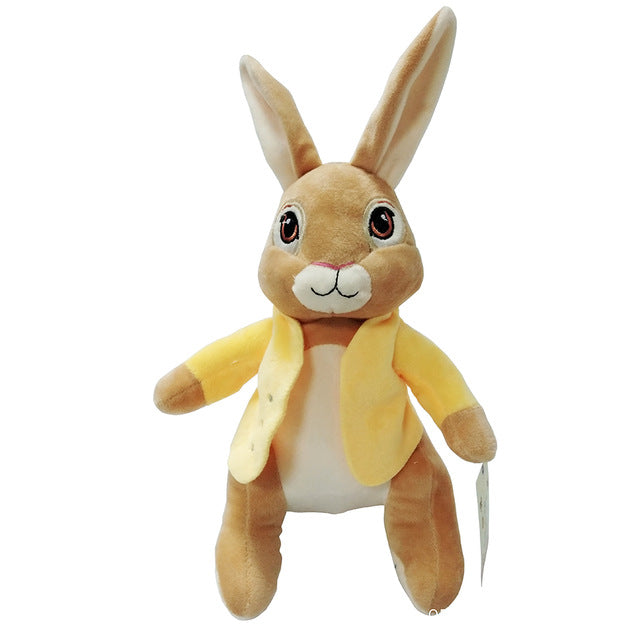 Peter Rabbit Plush Toy – 3 Colors
