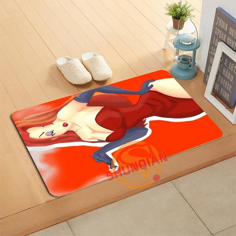 Jessica Rabbit Doormat – 14 Designs