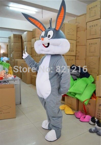 Bugs Bunny Rabbit Costume for Adults