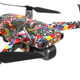 Decals Stickers for Mavic 2 Pro / Zoom Full Body, Transmitter and Battery - Design Collection 1 - Patterns, Decal, [product_tags] - SGM Drones