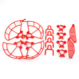 3 in 1 Protector for DJI Spark Drone -  Propeller Guard, Height Extension Landing Gear, Finger Guard, Protection, [product_tags] - SGM Drones