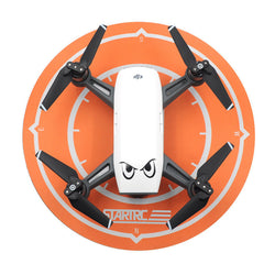 25cm Mini Orange Landing Pad - Express Shipping Available, Landing Pad, [product_tags] - SGM Drones