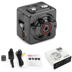 Micro 1080p Video Camera - Express Shipping Available, Camera, [product_tags] - SGM Drones