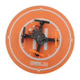 25cm Mini Orange Landing Pad, Landing Pad, [product_tags] - SGM Drones