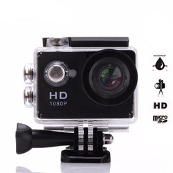 Cheap 1080p (15fps) / 720p (30fps) Basic Action Camera