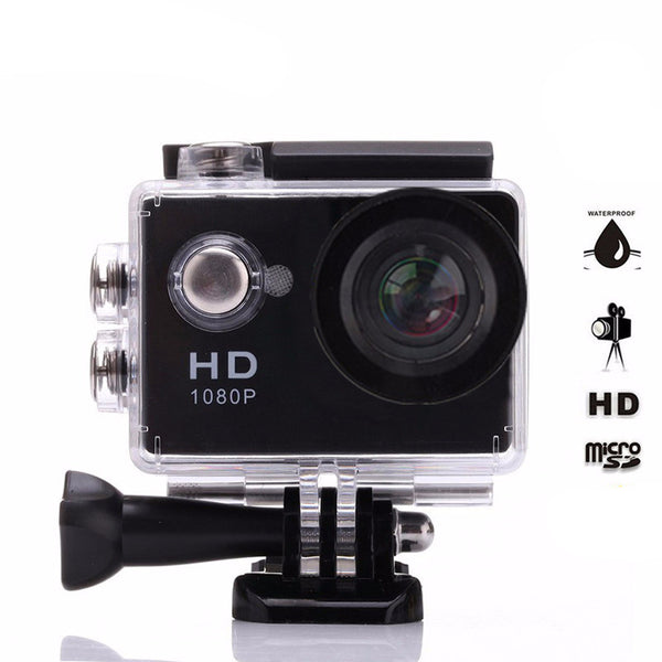 Cheap 1080p (15fps) / 720p (30fps) Basic Action Camera, Camera, [product_tags] - SGM Drones