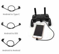 DJI Spark / Mavic Pro Tablet Data Cable, , [product_tags] - SGM Drones