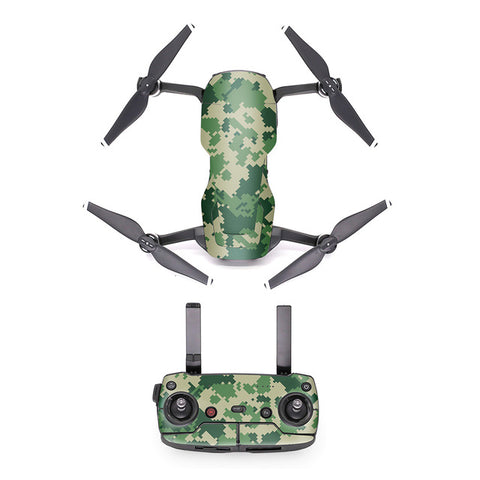 Decal Sticker for DJI Mavic Air Body and Remote Control, , [product_tags] - SGM Drones
