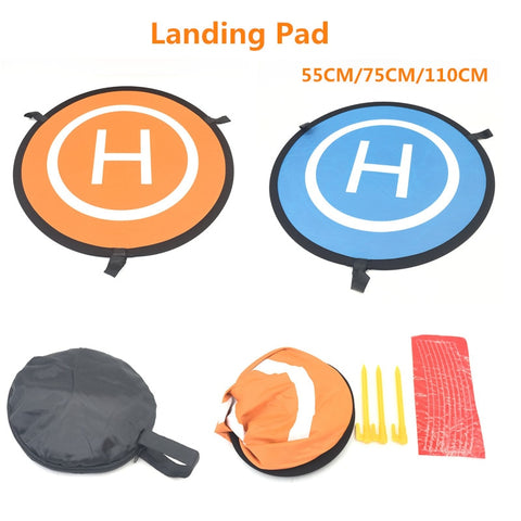 Portable Foldable Landing Pad 55CM 75CM 110CM For DJI Mavic Air Pro Phantom Spark and Many Others, Landing Pad, [product_tags] - SGM Drones