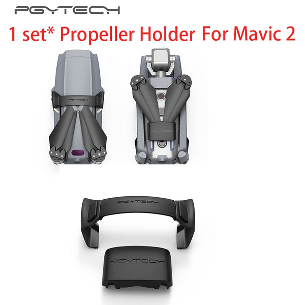 Silicone Soft Clip Propellers Clips for DJI Mavic 2 Pro / Zoom by Pgytech, Protection, [product_tags] - SGM Drones