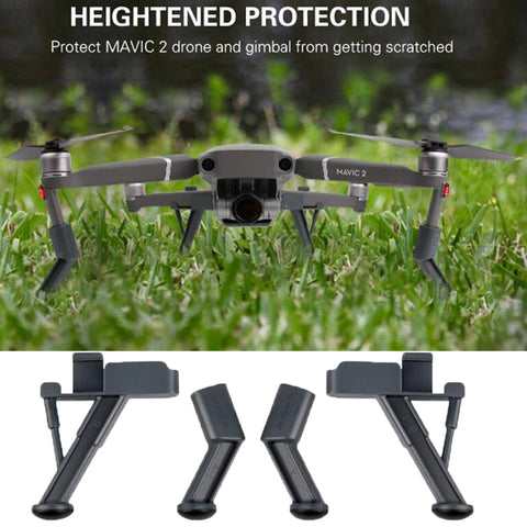 4.2cm DJI Mavic 2 Pro and Zoom Landing Gear Height Extender, Landing Gear, [product_tags] - SGM Drones