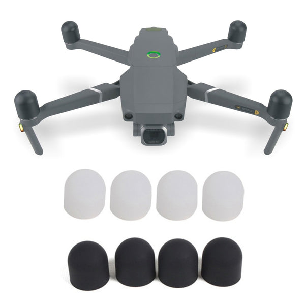 4Pcs Protective Silicon Dust-proof Cap For DJI Mavic 2 Pro and Zoom, Protection, [product_tags] - SGM Drones