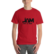 I'm JAM Short Sleeve T-Shirt - Black Letter Edition
