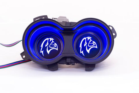 X-Lume Illuminated Cup Holders