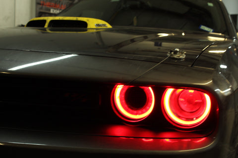 LIGHTING TRENDZ | COLOR WERKZ 2015-2020 DODGE CHALLENGER RGBW + A DRL BOARDS