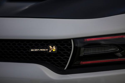 X-Lume Scat Pack Badge