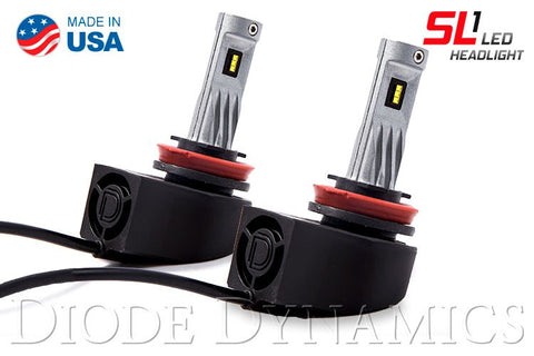 Diode Dymanics Dodge Ram SL1 9012 LED Headlight Bulbs (pair)