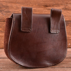 You added Brown Thor Leather Pouch (single stitch) to your cart.