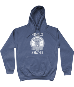 You added Hung Like a Heathen College Hoodie to your cart.