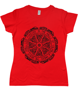 You added The brave shall live forever Ladies T-Shirt to your cart.