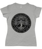 Tree of Life (Yggdrasill) Ladies T-Shirt